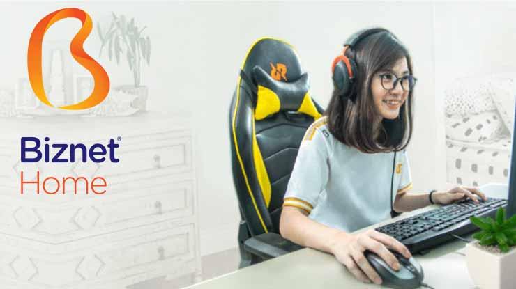 Paket Biznet Home Internet Gamers 3AS
