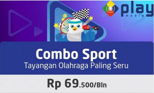 Combo Sport Rp. 69.500