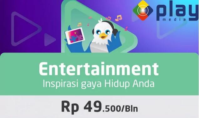 Entertainment Rp. 49.500