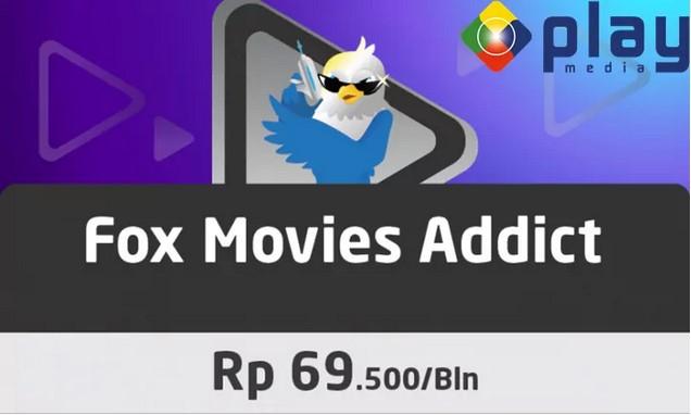 Fox Movies Addict Rp. 69.500