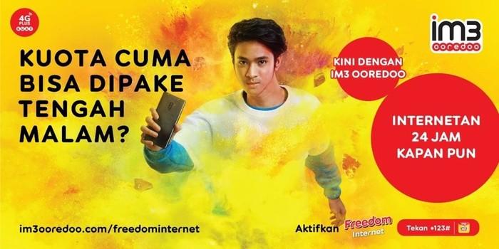 Freedom Internet indosat