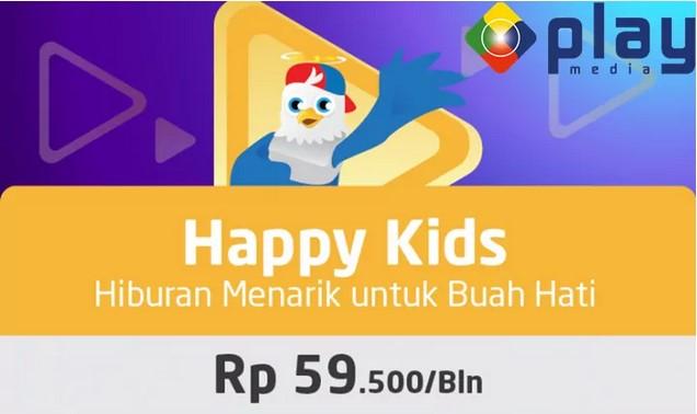 Happy Kids Rp. 59.500