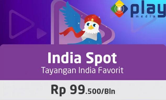 India Spot Rp. 99.500