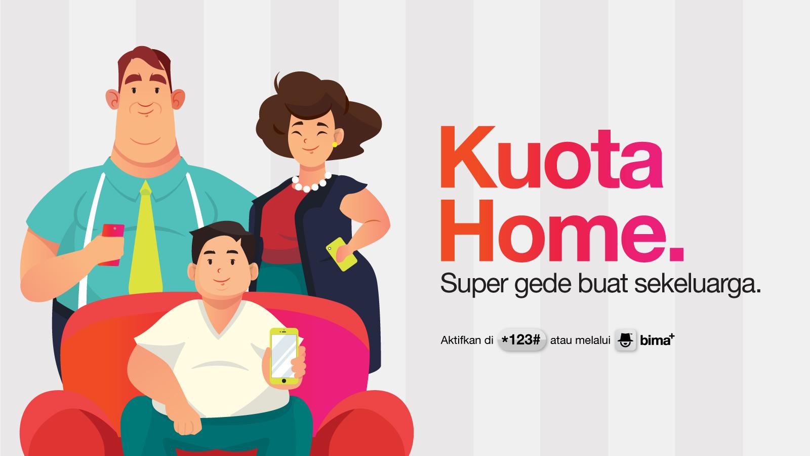 Kuota Home 3 Tri
