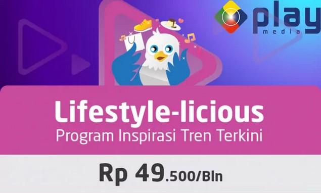 Lifestyle-licious Rp. 49.500