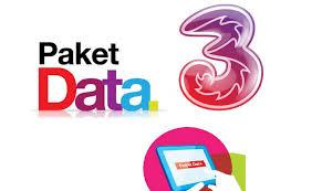 List Harga Paket Data Internet 3 (Tri) 2021