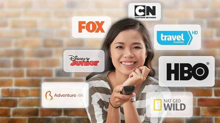 Paket Biznet IPTV Basic