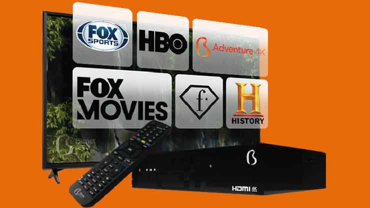 Paket Biznet IPTV Plus