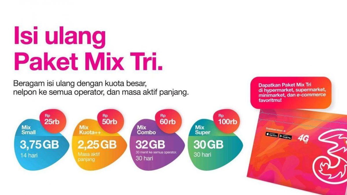 Paket Mix 3 Tri