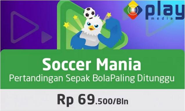 Soccer Mania Rp. 69.500