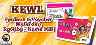 Voucher KEWL 3 Tri