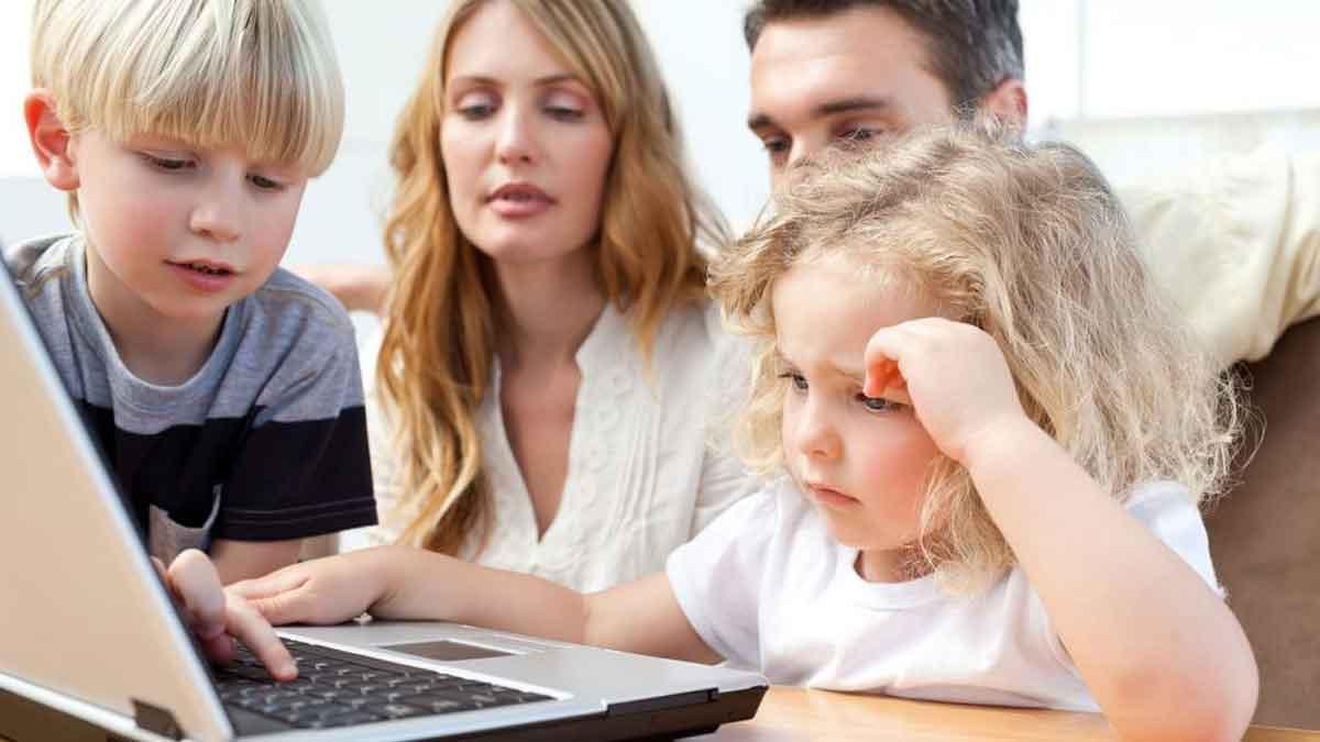 Lindungi identitas digital anak