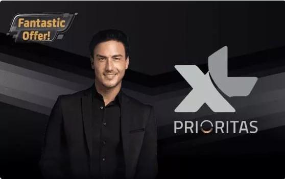 Paket Internet XL Prioritas myPRIO Plan (Pascabayar)