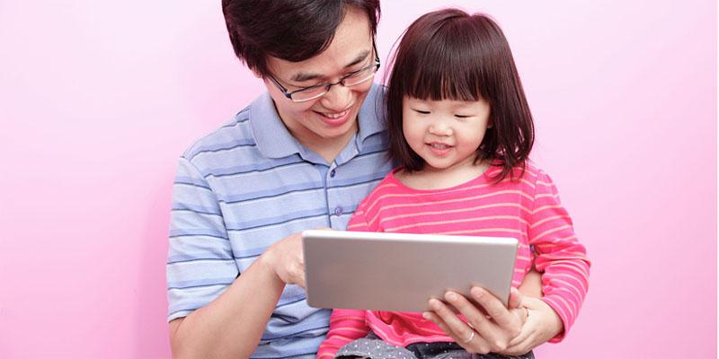 Tunjukkan Konten Yang Sesuai Dengan Umur Anak