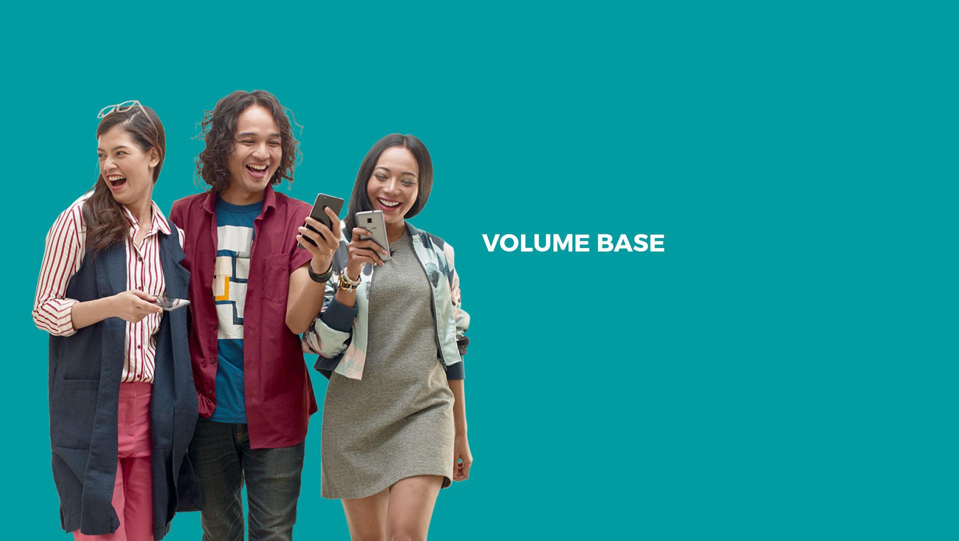 Smartfren Volume Based